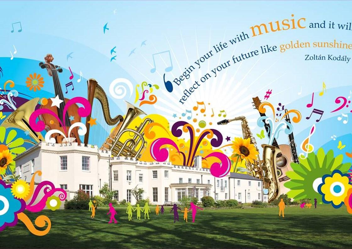 Building music popularity - ISC